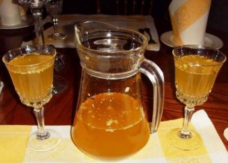 История медового вина
