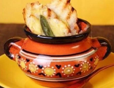 Луковый суп с шабли