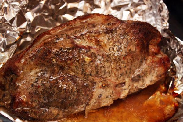 Запечённая свинина в фольге в мультиварке рецепты