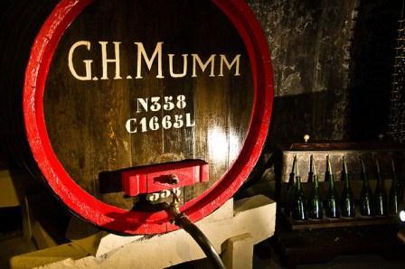 История шампанского Мумм