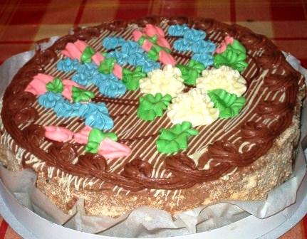 Торт «Киевская сказка»