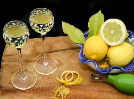 История лимончелло