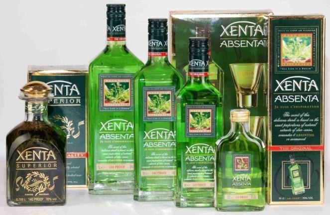 История Absent Xenta