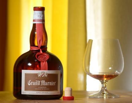 История ликеров Marnier