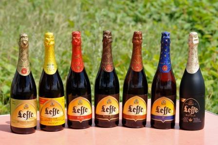 История пива Leffe