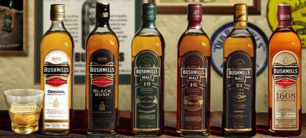 История виски Бушмилс