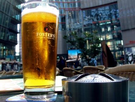 История пива Фостерс