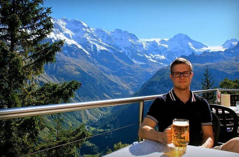 История швейцарского пива