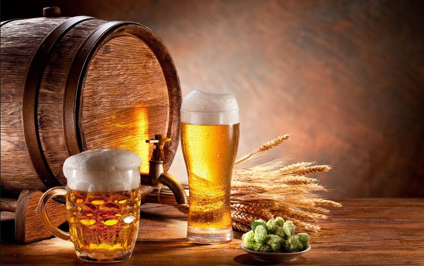 Миндальное пиво