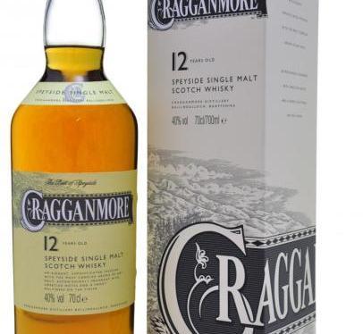 Cragganmore - виски с богатой историей