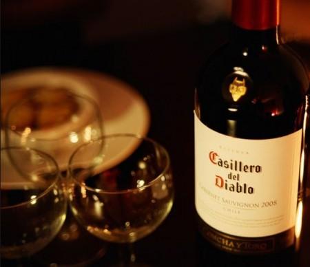История Casillero del Diablo