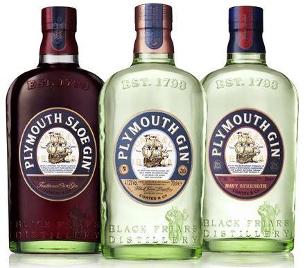 История Plymouth Gin