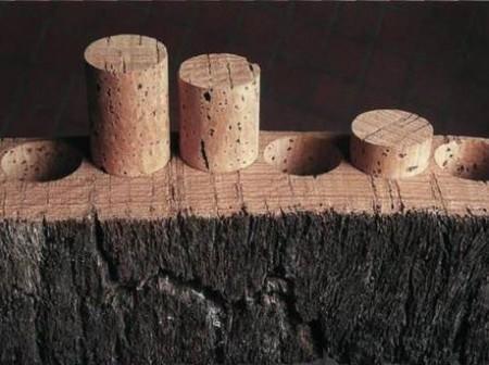 История создания корковой пробки