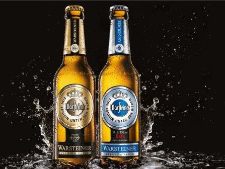 История пива Warsteiner