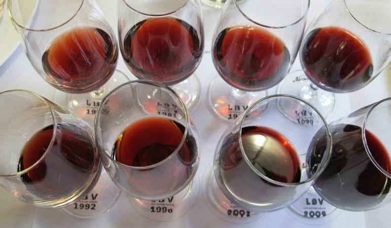 Квалификация португальских портвейнов