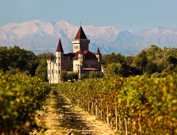 История замковых вин