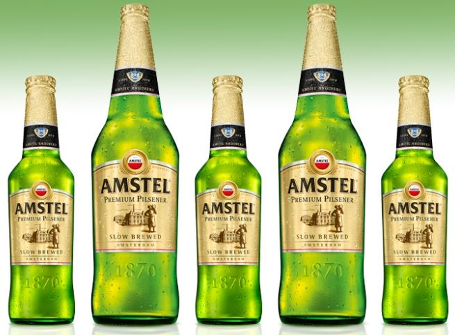 История пива Амстел