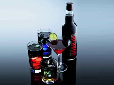 История черной водки