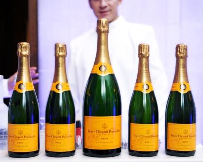 История шампанского «Вдова Клико»