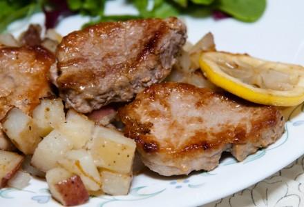 Рецепт свинины в белом вине - способы приготовления   видео