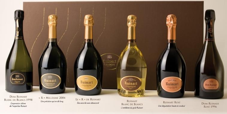 История шампанского Рюинар