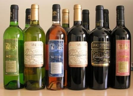 История китайских вин