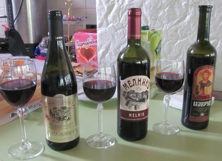 История болгарских вин