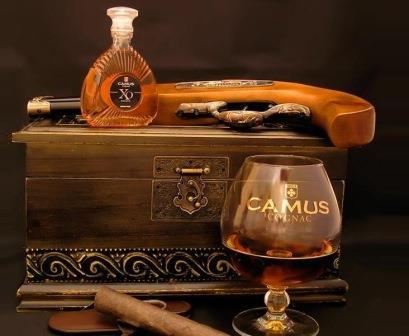 История Camus