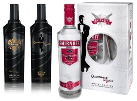 История водки Smirnoff