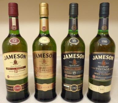 История виски Джемесон
