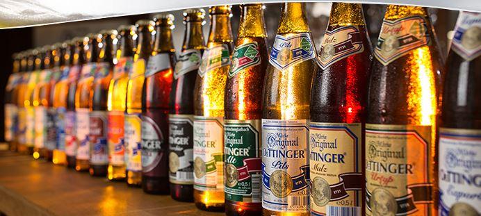 История пива Оттингер