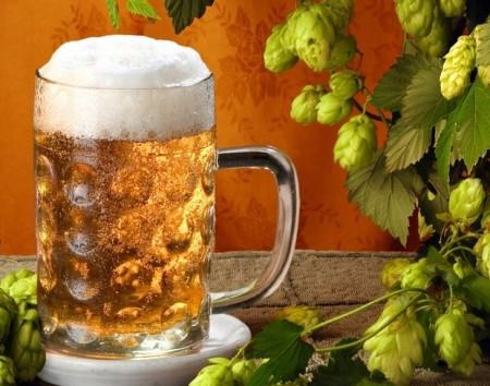 История живого пива