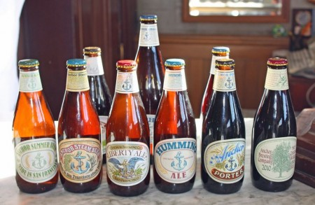 История Anchor Brewing