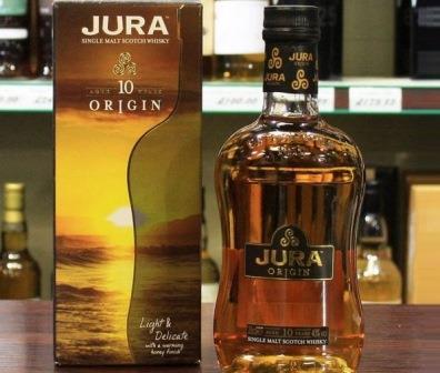 История виски Джура
