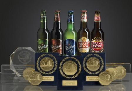 История пива Dreher