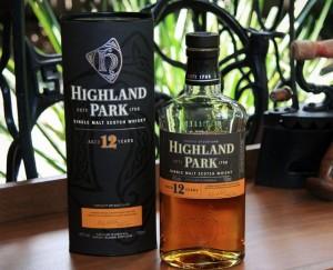 История Highland Park
