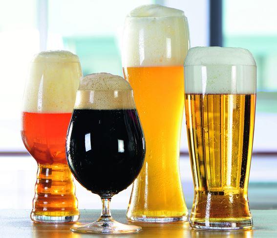История пивных бокалов