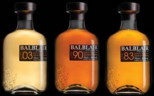 История Balblair