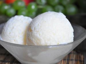 Мороженное с водкой
