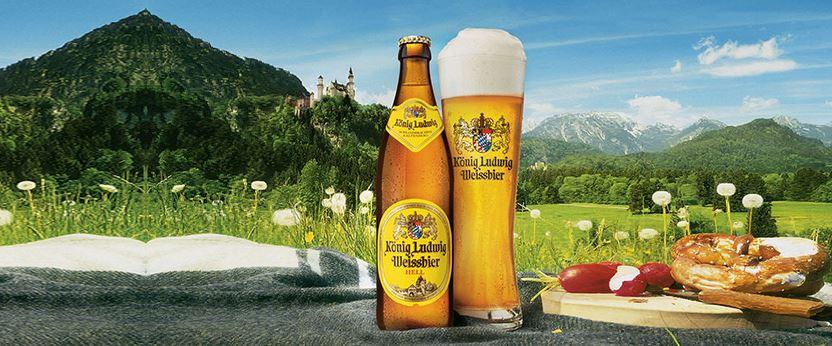 Пиво Weissbier