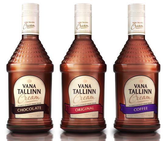 История Vana Tallinn
