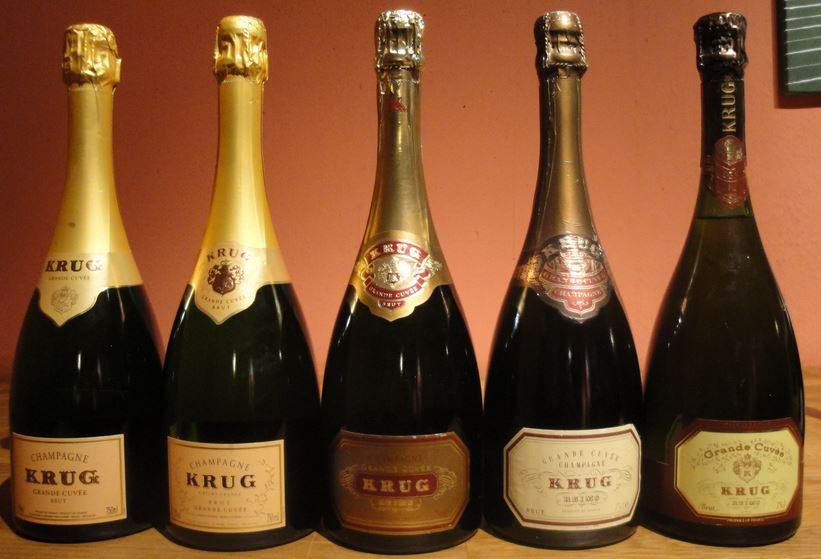 История шампанского Krug
