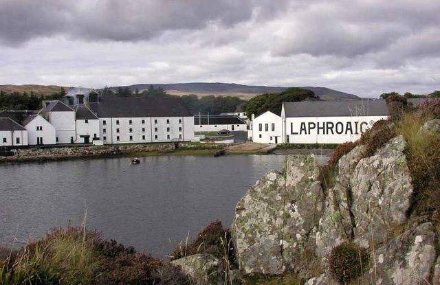 История виски Laphroaig
